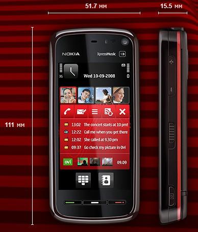 Нокия 5800 Red Инструкция Пользователя - фото 8